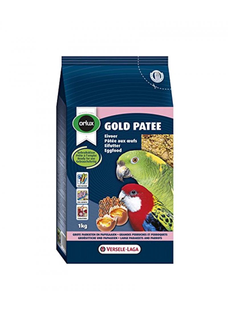 Versele Laga Orlux Gold Patee Psitacídeos-I424055