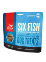 Orijen Treat Dog 6 Fish-ORT302