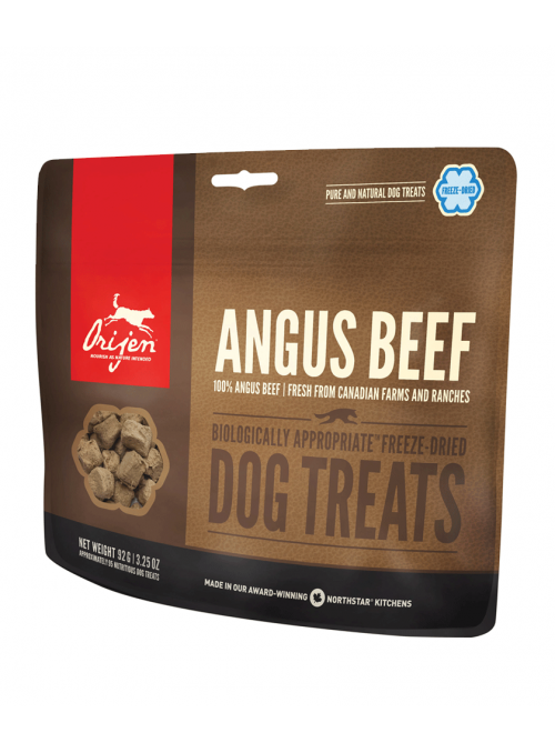 Orijen Treat Dog Angus Beef-ORT307