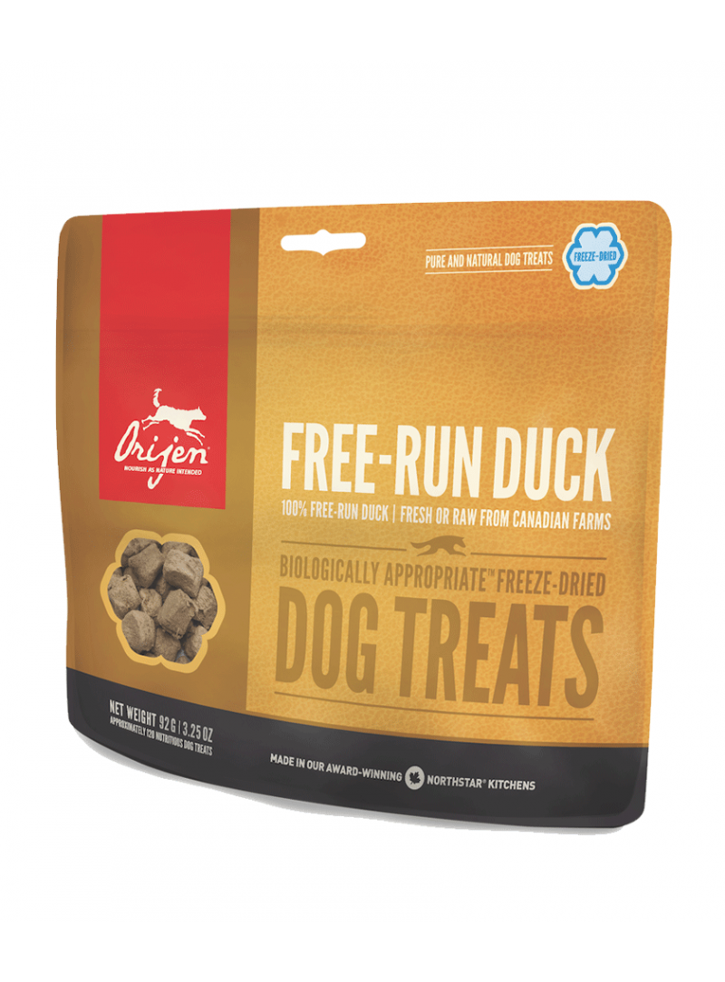 Orijen Treat Dog Free-Run Duck-ORT311