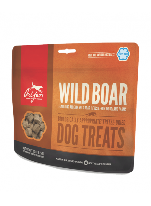 Orijen Treat Dog Wild Boar-ORT313