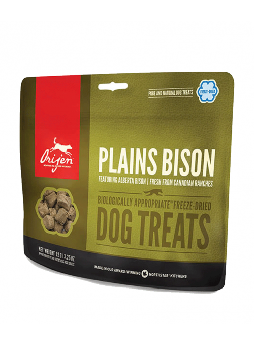 Orijen Treat Dog Plains Bison-ORT315