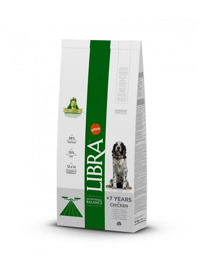 Libra Dog Senior +7-LISEN03