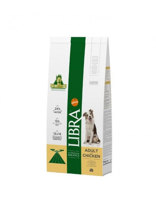 Libra Dog Adult Frango-LI922009