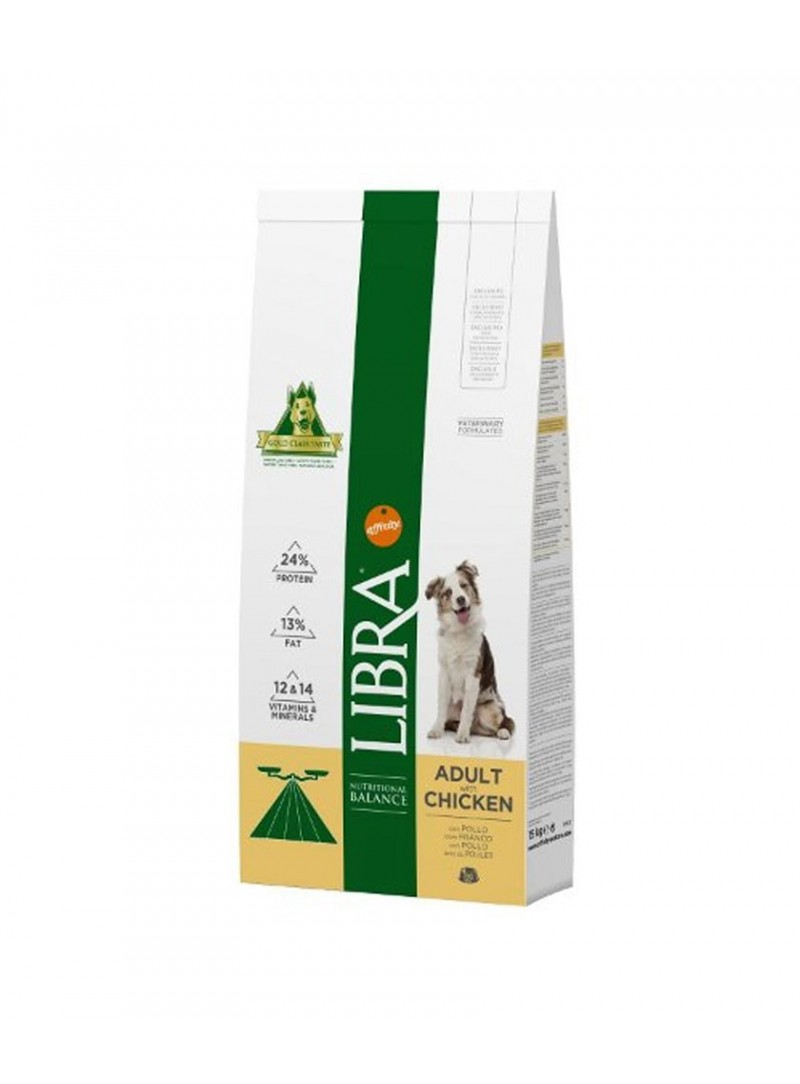 Libra Dog Adult Frango-LI922009