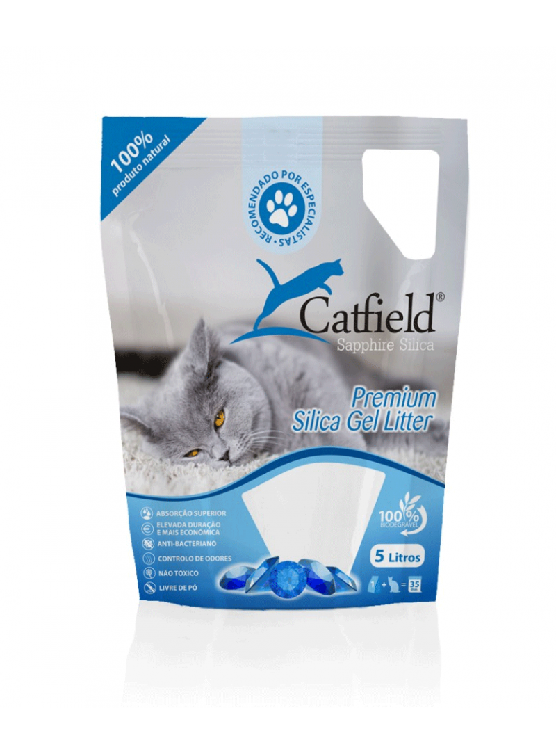 Catfield Sílica Gel-CATFLD003