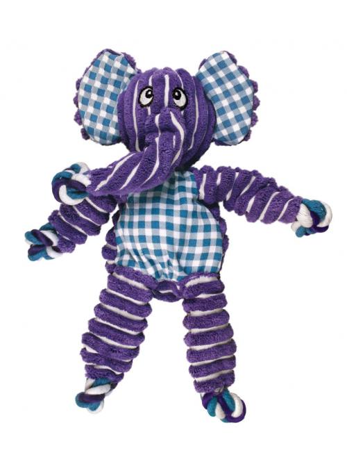 Kong Floppy Knots Elefante-NKF11E