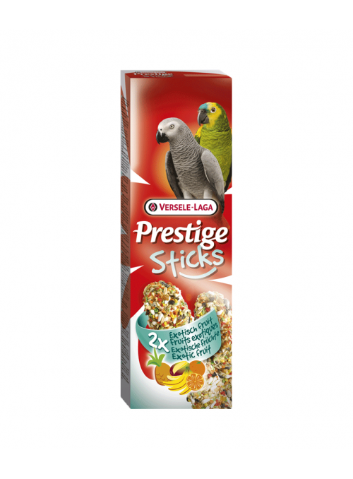 Versele-Laga Prestige Papagaios Sticks Fruta Tropical-VL422314