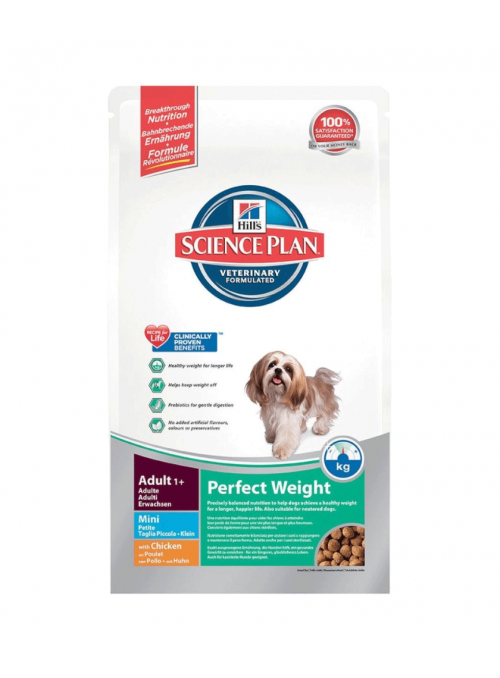 Hill's Science Plan Dog Mini Perfect Weight-PW2030 (3)