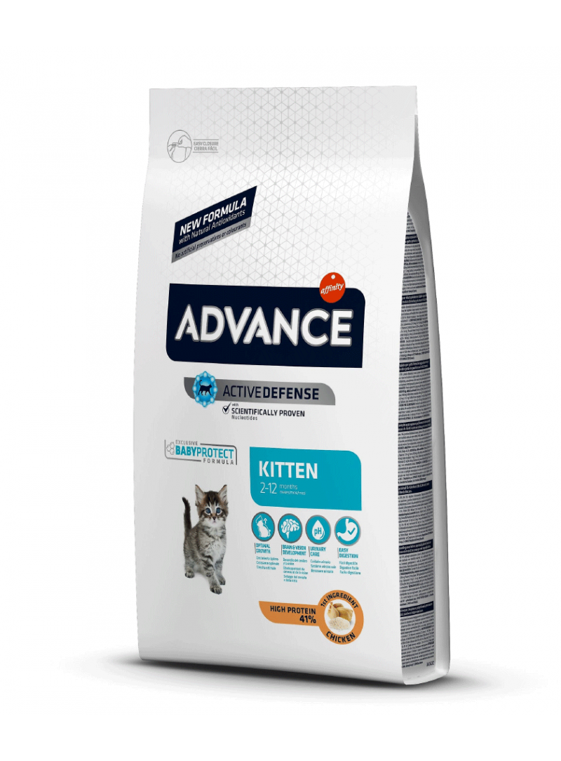 Advance Kitten Feline-AD7887