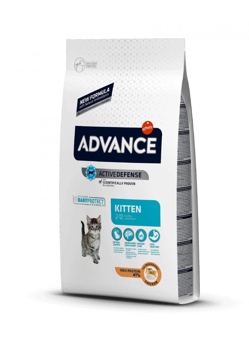Advance Kitten Feline-AD7887