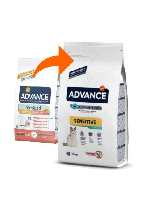 Advance Cat Adult Sterilised Salmon-AD924277 (2)