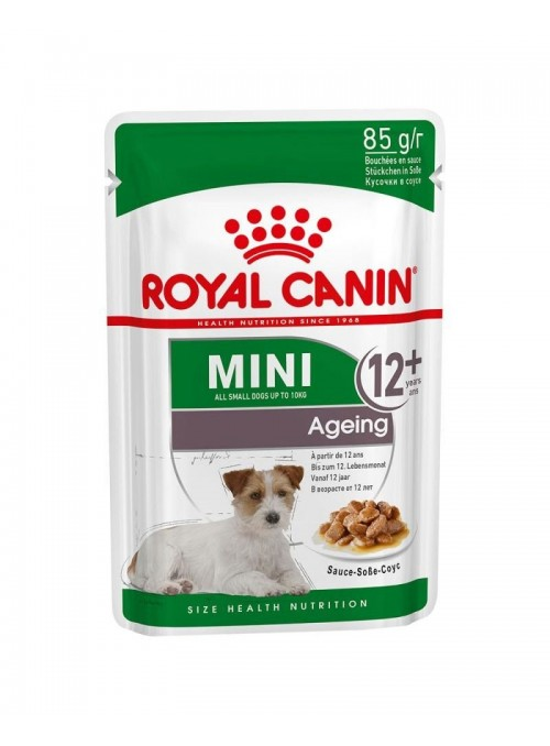 Royal Canin Mini Ageing - Saqueta-RCMIAG85 (2)