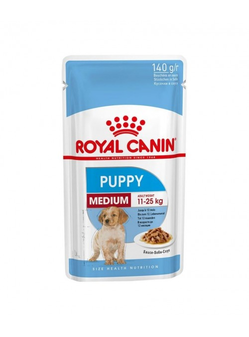 Royal Canin Medium Puppy - Saqueta-RCMP140 (2)
