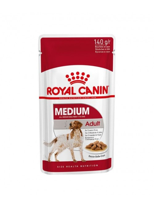 Royal Canin Medium Adult - Saqueta-RCMAD140 (2)