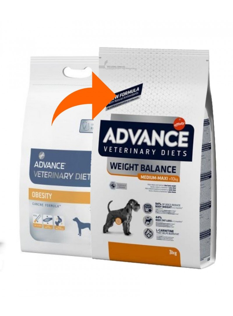 Advance Dog Medium/Maxi Weight Balance-AD924097 (2)