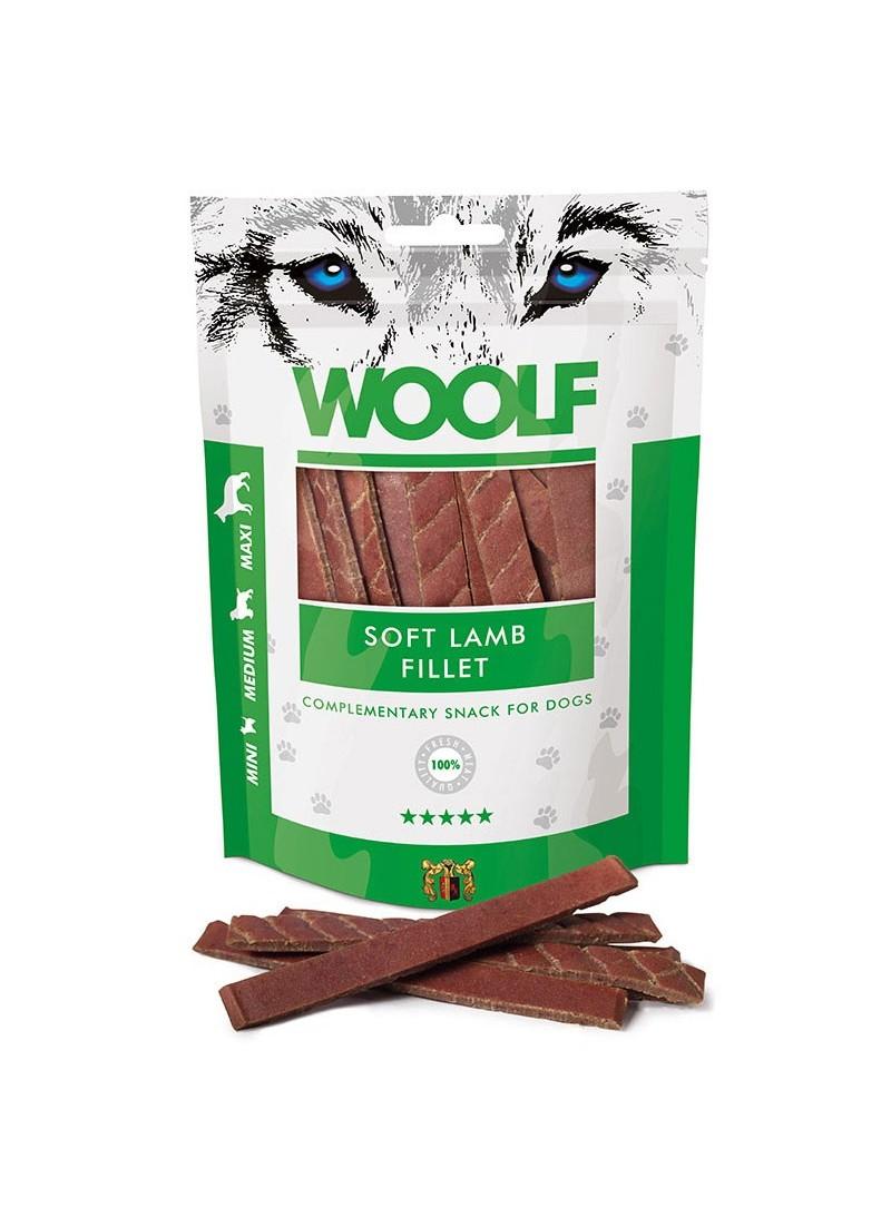 Woolf Snack Soft Fillet de Borrego-WO1010