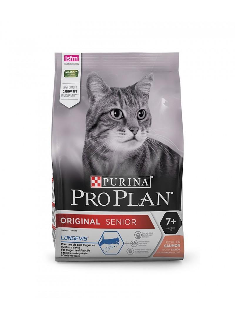 Pro Plan Cat Original Senior 7+ Salmão-P12400014