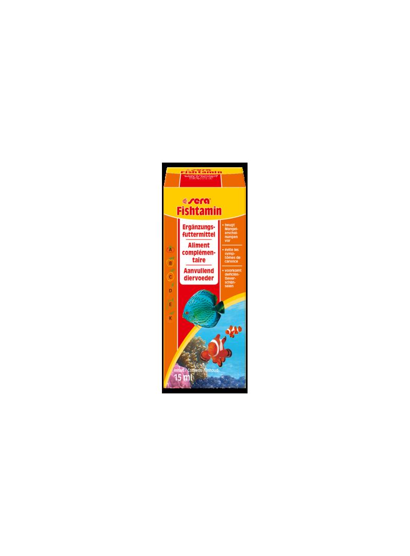 sera Fishtamin-SE02710
