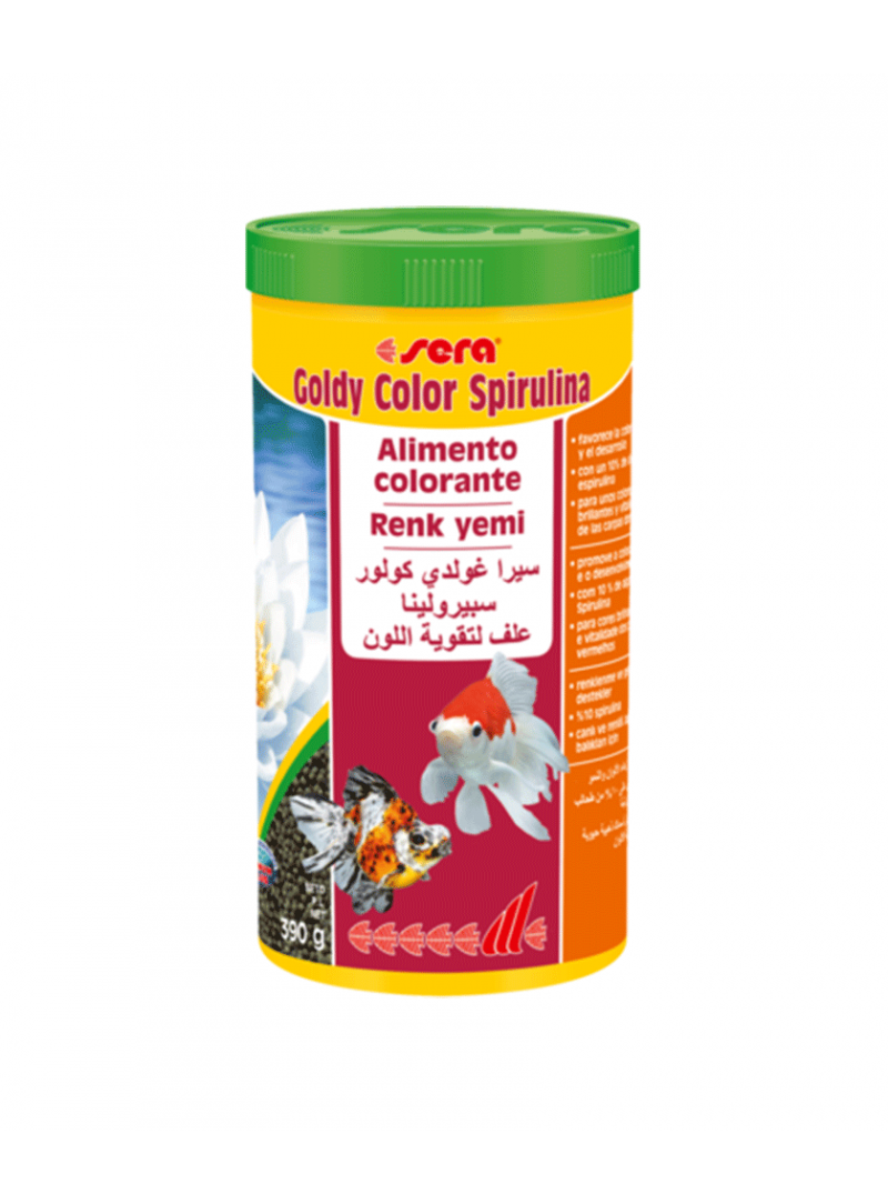 sera Goldy Color Spirulina-SE00880 (2)