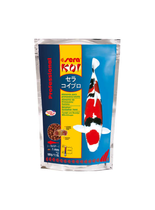 sera KOI Professional Alimento de Primavera/Outono-SE07011 (2)