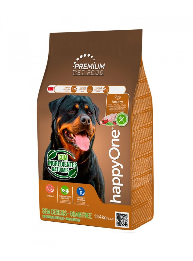 HappyOne Premium Dog Adult Grain Free-HOP003-01