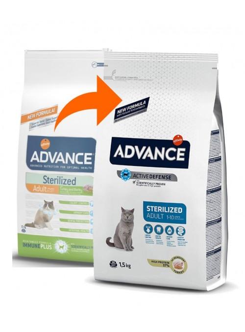 Advance Cat Adult Sterilised Turkey-AD922228 (2)