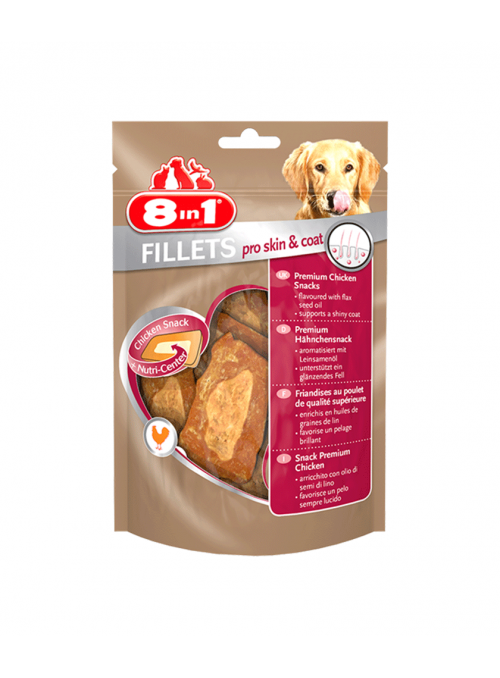 8in1 Fillets Pro Skin & Coat-1460026