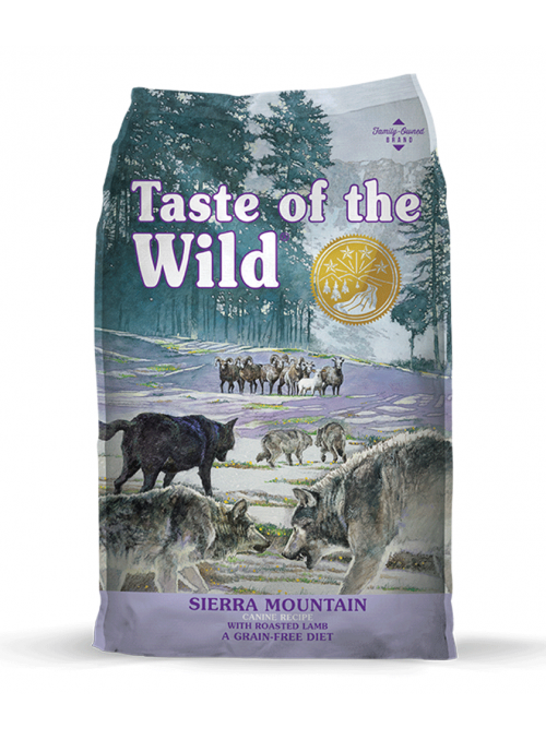 Taste Of The Wild Dog Sierra Mountain-TW1177009