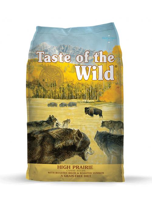 Taste Of The Wild Dog High Prairie-TW1177005