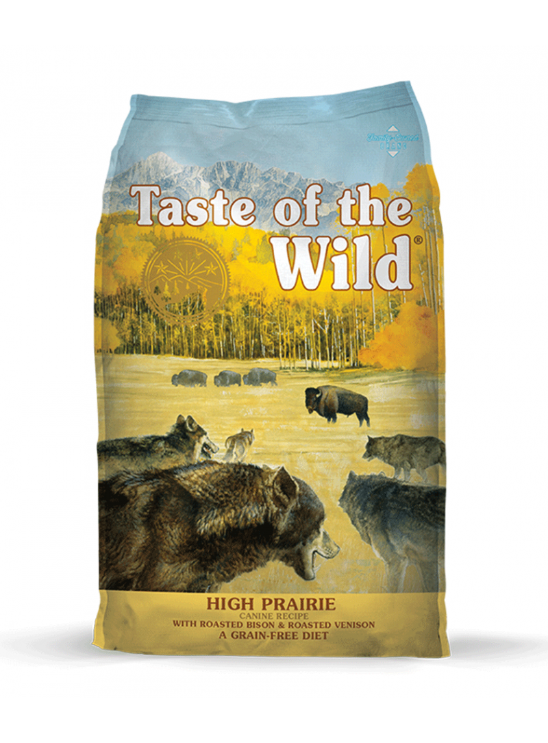 Taste Of The Wild Dog High Prairie-TW1177005