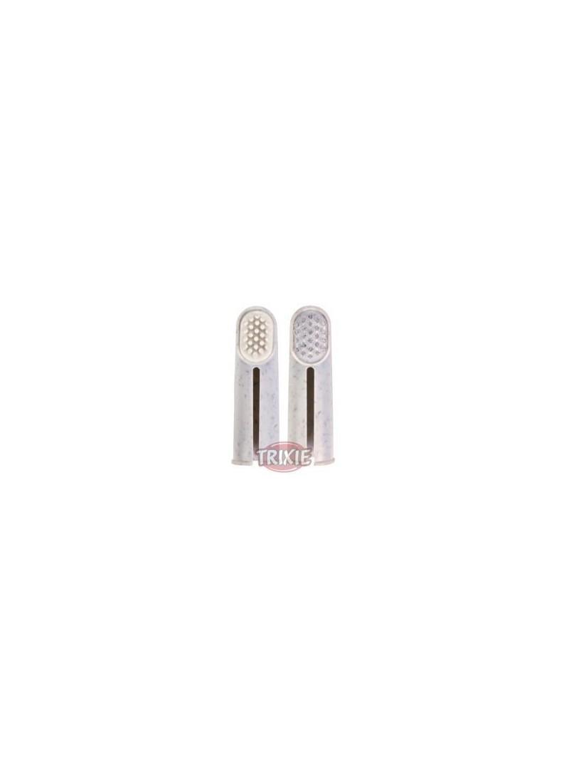 Trixie Kit Escova de dentes 6cm-TR2550