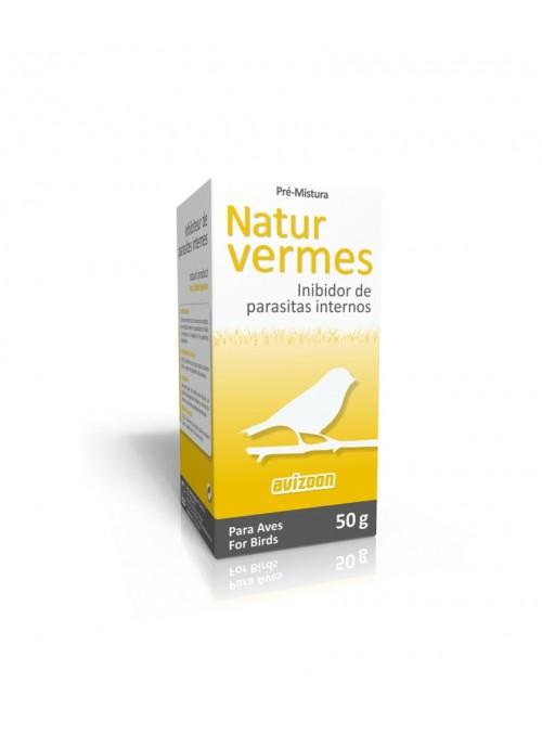 Avizoon NaturVermes Pó-NATVERM50