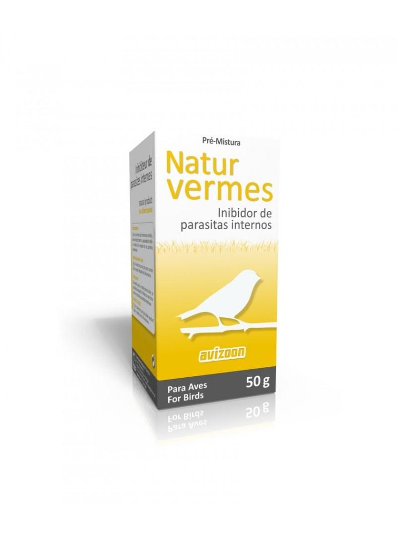Avizoon NaturVermes Cápsulas-NATVERM20