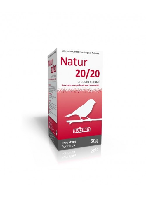 Avizoon Natur 20/20 Pó-NAT2050G