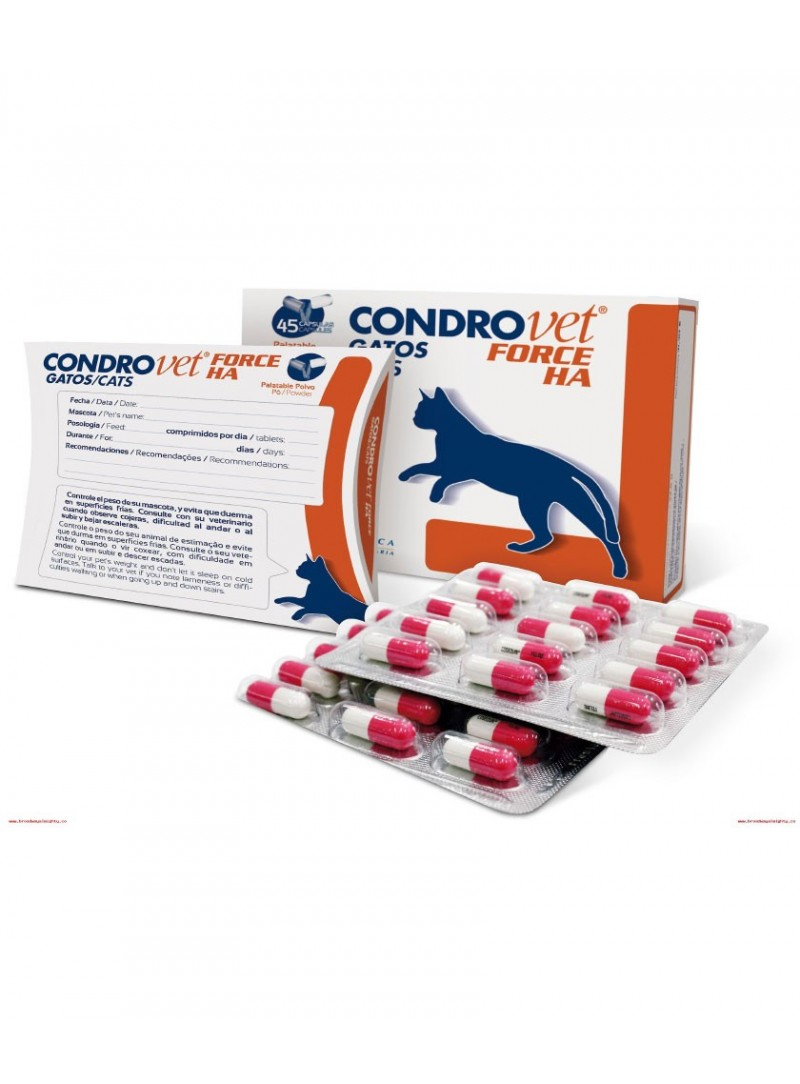 Condrovet Cat Force HA-CONDRO45