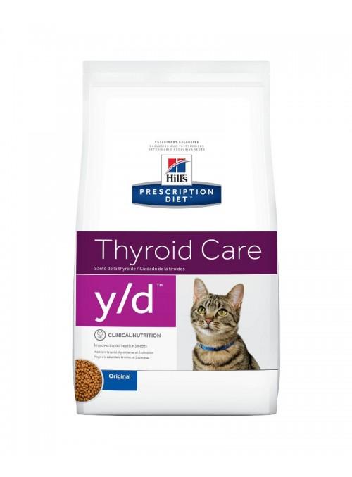 Hill's Cat Y/D - Tiróide