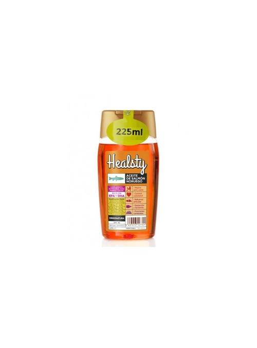 HEALSTY ÓLEO DE SALMÃO - 225 ml - HEAL159