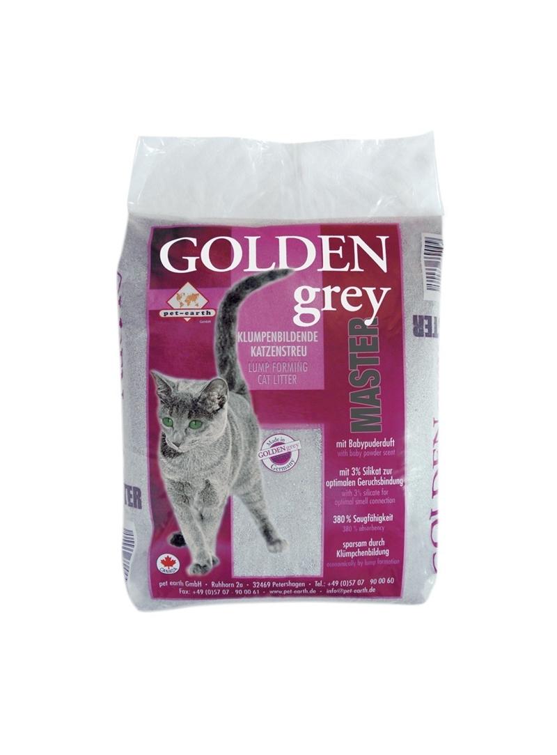 GOLDEN GREY MASTER - AGLOMERANTE - 14kg - G69009
