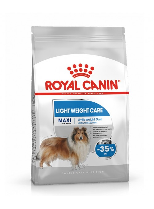 ROYAL CANIN MAXI LIGHT...