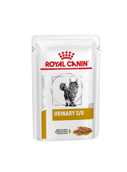ROYAL CANIN CAT URINARY S/O | SAQUETA - 85gr - RC4032001
