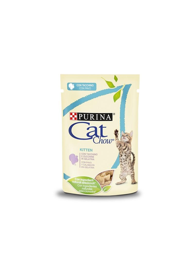 CAT CHOW KITTEN - SAQUETA - Perú - 85gr - P12376323
