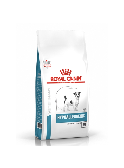 ROYAL CANIN HYPOALLERGENIC SMALL DOG - 1kg - RCHIPOS01