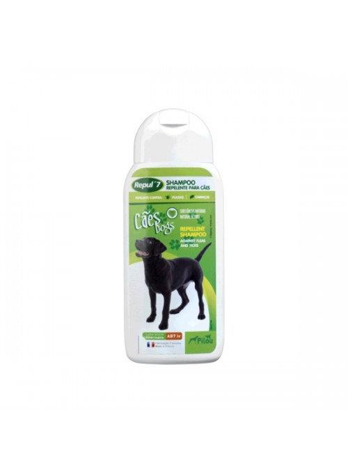 PILOU REPUL 7 DOG CHAMPÔ REPELENTE - 200 ml - R163766