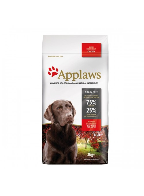 APPLAWS DOG ADULT LARGE CHICKEN - 15kg - ADD4515LBA