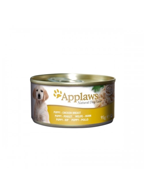 APPLAWS PUPPY - LATA - Frango - 95gr - A3017