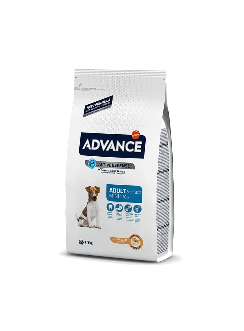 ADVANCE MINI ADULT - 800gr - AD502110