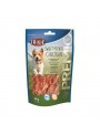 TRIXIE DOG PREMIO SWEET POTATO CHICKEN - 100gr  |  Validade 22/09/2019 - VTX31584