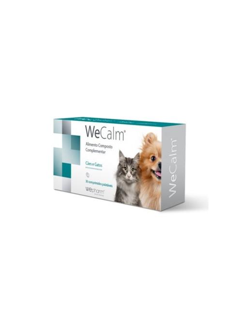 WECALM - 30 comprimidos - WECALM30