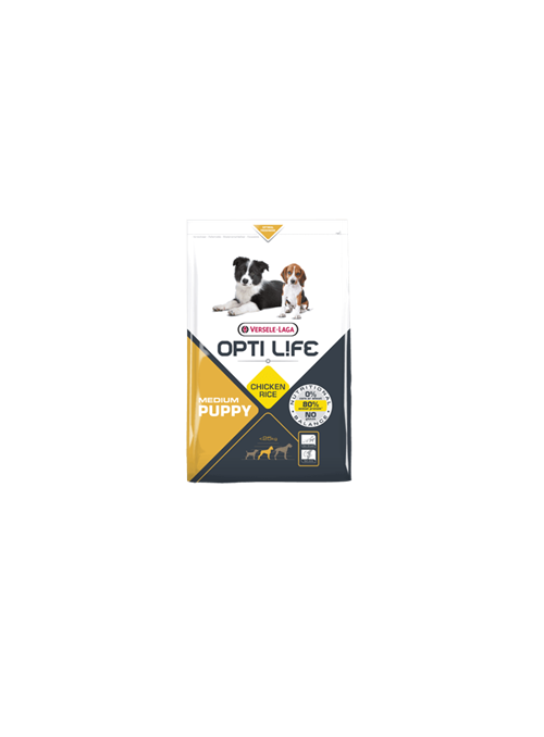 Optilife Medium Puppy-OL431153